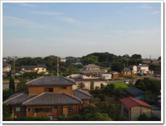 羽生市上岩瀬U様 東京タワー方向の景色(完了)。.JPG