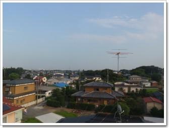 羽生市上岩瀬U様 東京タワー方向の景色。.JPG