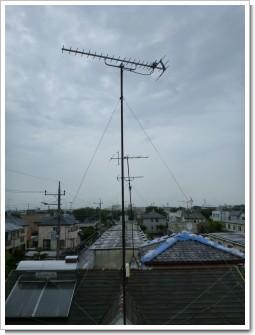 羽生市南Y様 アンテナ工事完了。.JPG