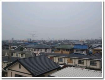 羽生市南Y様 前橋局方向の景色。.JPG