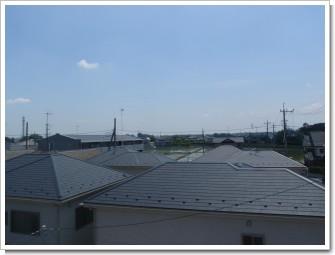 羽生市南羽生M様 東京タワー方向の景色。.JPG