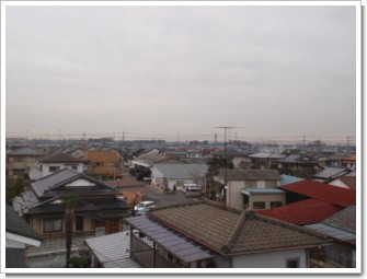 羽生市東K様 前橋局方向の景色(完了)。.JPG