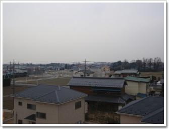 羽生市藤井上組F様 東京タワー方向の景色(完了)。.JPG