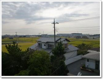 羽生市須影H様 東京タワー方向の景色。.JPG
