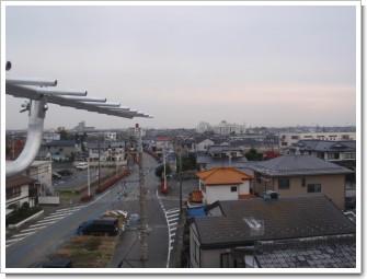 羽生市西S様 東京タワー方向の景色。.JPG