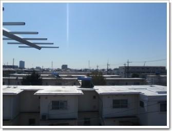 桶川市下日出谷H様 東京タワー方向の景色(完了)。.JPG