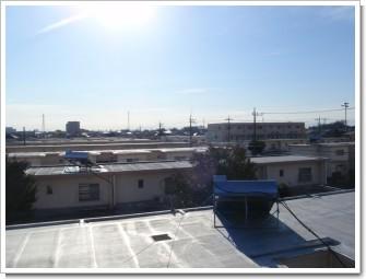 桶川市下日出谷H様 東京タワー方向の景色。.JPG