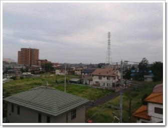 桶川市下日出谷T様 東京タワー方向の景色。.JPG