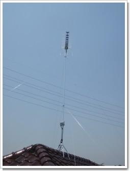 桶川市加納T様 アンテナ工事完了。.JPG