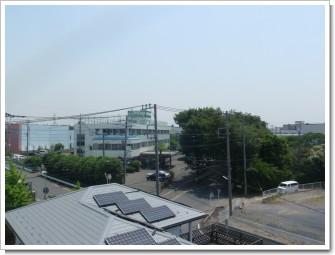 桶川市加納T様 東京タワー方向の景色(完了)。.JPG