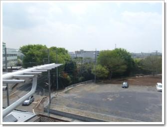 桶川市加納T様 東京タワー方向の景色。.JPG