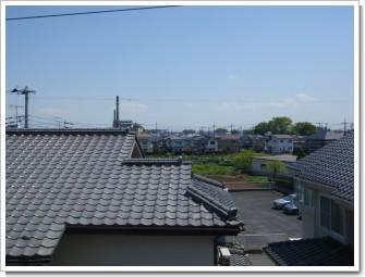 桶川市鴨川N様 東京タワー方向の景色(完了)。.JPG