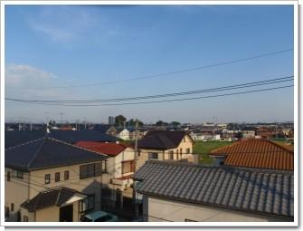 桶川市上日出谷S様 東京タワー方向の景色。.JPG