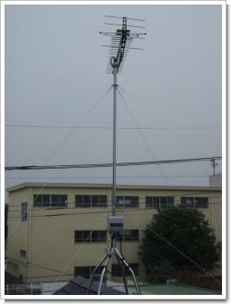 桶川市上日出谷T様 アンテナ工事完了。.JPG