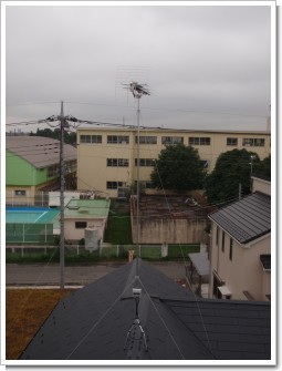 桶川市上日出谷I様 アンテナ工事完了。.JPG
