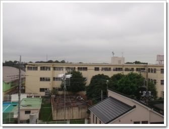 桶川市上日出谷I様 東京タワー方向の景色(完了)。.JPG