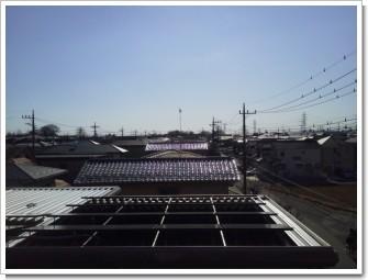 桶川市坂田O様 東京タワー方向の景色(完了)。.JPG