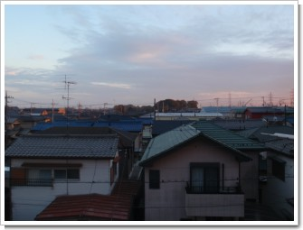 桶川市坂田O様 東京タワー方向の景色。.JPG