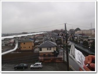 桶川市坂田M様 東京タワー方向の景色。.JPG