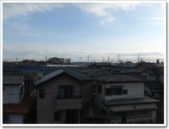 桶川市坂田K様 東京タワー方向の景色(完了)。.JPG