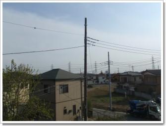 桶川市坂田S様 東京タワー方向の景色(完了)。.JPG