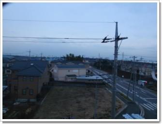 桶川市坂田東Y様 東京タワー方向の景色。.JPG