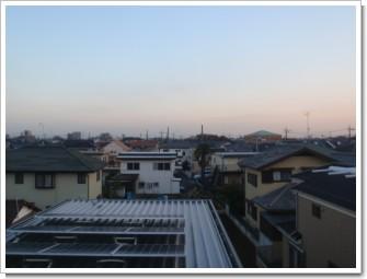 桶川市若宮K様 東京タワー方向の景色。.JPG