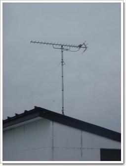 桶川市東O様 アンテナ工事完了2。.JPG
