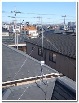 桶川市神明S様 アンテナ工事完了。.JPG