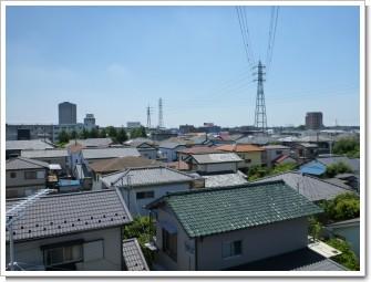 桶川市泉S様 東京タワー方向の景色(完了)。.JPG