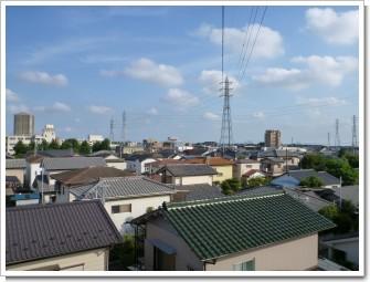 桶川市泉S様 東京タワー方向の景色。.JPG
