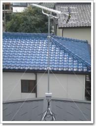 桶川市泉T様 アンテナ工事完了。.JPG