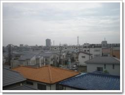 桶川市泉T様 東京タワー方向の景色2。.JPG