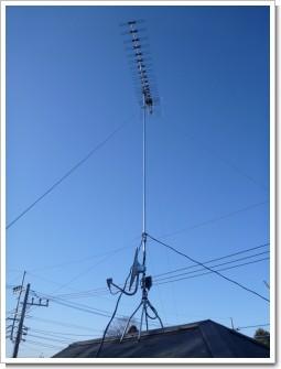 桶川市倉田N様 アンテナ工事完了。.JPG
