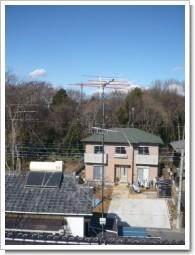 桶川市倉田T様 アンテナ工事完了。.JPG