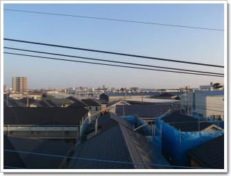 桶川市朝日M様 東京タワー方向の景色。.JPG