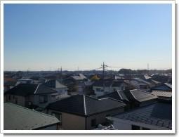 桶川市朝日Y様 東京タワー方向の景色。.JPG