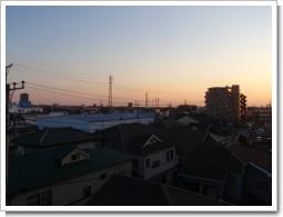 桶川市北T様 東京タワー方向の景色。.JPG