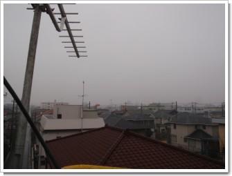 桶川市末広T様 東京タワー方向の景色。.JPG
