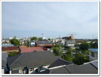 加須市騎西S様 東京タワー方向の景色(完了)。.JPG
