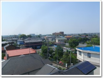 加須市騎西S様 東京タワー方向の景色。.JPG