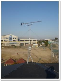加須市下高柳K様 アンテナ工事完了。.JPG