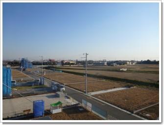 加須市下高柳K様 東京タワー方向の景色(完了)。.JPG