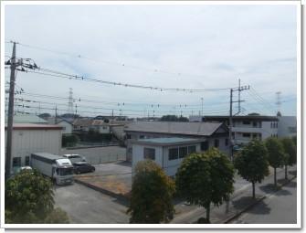加須市花崎H様 東京タワー方向の景色(完了)。.JPG
