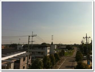 加須市花崎H様 東京タワー方向の景色。.JPG