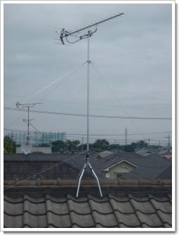 加須市花崎北K様 アンテナ工事完了。.JPG
