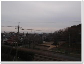 加須市花崎北S様 東京タワー方向の景色。.JPG