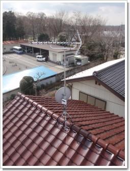 加須市花崎北W様 アンテナ工事完了。.JPG
