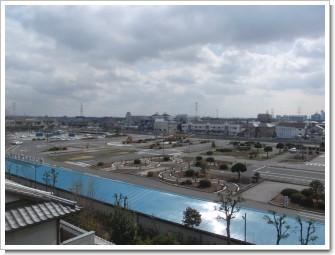 加須市花崎北W様 東京タワー方向の景色。.JPG