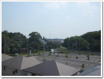 加須市花崎北T様 東京タワー方向の景色(完了)。.JPG